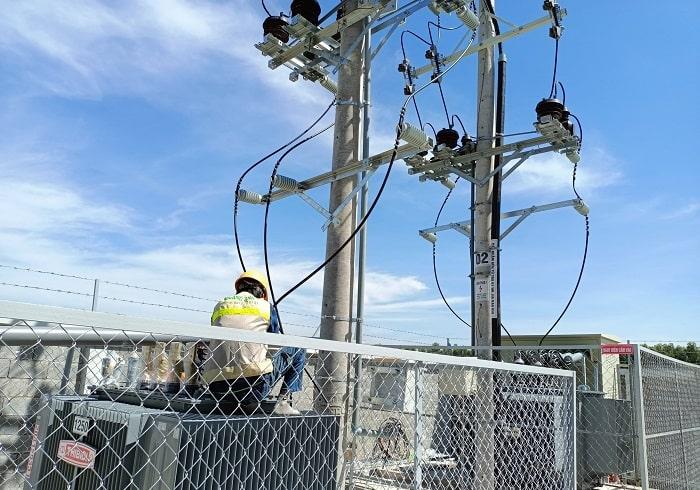 khoảng cách an toàn điện hạ thế 1